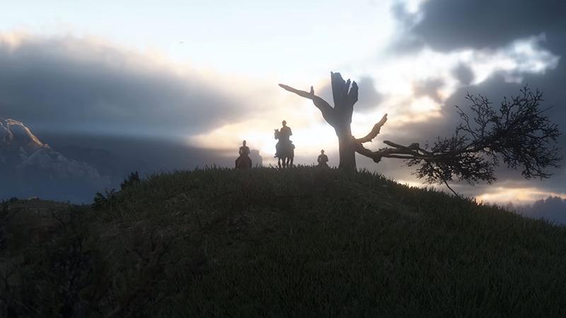 Новый официальный трейлер Red Dead Redemption 2