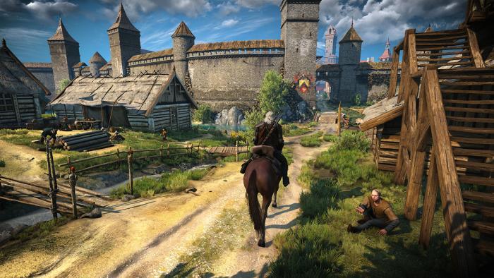 Вышла новая версия мода STLM для The Witcher 3, добавляющая освещение, близкое к предрелизной версии игры