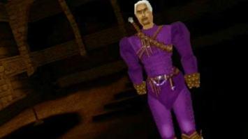 В сети появился геймплей игры про Ведьмака из девяностых