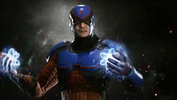 Новым персонажем Injustice 2 стал Атом