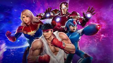 Обзор Marvel vs Capcom: Infinite. Файтинг для бедных