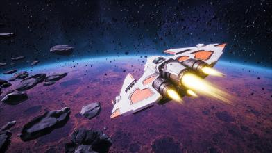 В этом месяце для космического экшена Everspace выйдет крупное дополнение Encounters
