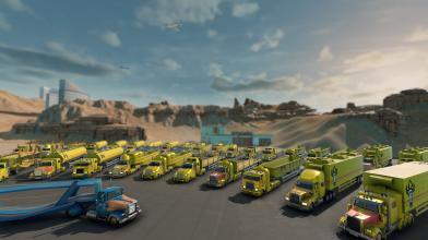 Станьте главой собственной транспортной компании в новом экономическом симуляторе TransRoad: USA