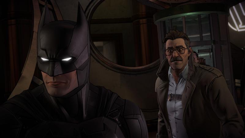 Telltale убрала из Batman: The Enemy Within противоречивую фотографию российского дипломата