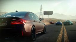 EA показала карту мира Need for Speed Payback