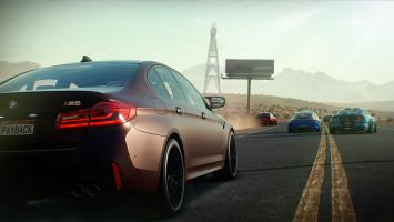EA показала карту мира Need for Speed Payback