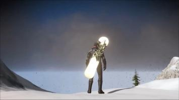CDPR шутки ради разработала демку Геральта-сноубордиста для The Witcher 3