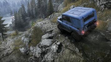 Новый геймплейный трейлер симулятора экстремальной езды Spintires: MudRunner