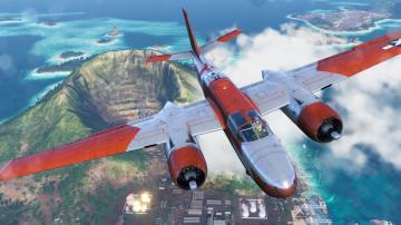 Крупнейшее обновление в World of Warplanes: интервью с Игромира