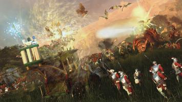 Трейлер бесплатного дополнения Mortal Empires, объединяющего карты Total War: Warhammer и Total War: Warhammer 2