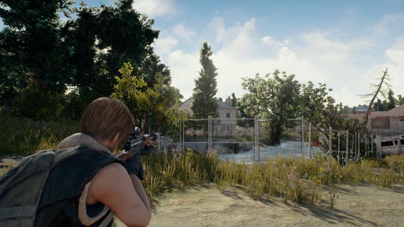 Преодоление препятствий появится на тестовых серверах PlayerUnknown's Battlegrounds в ноябре