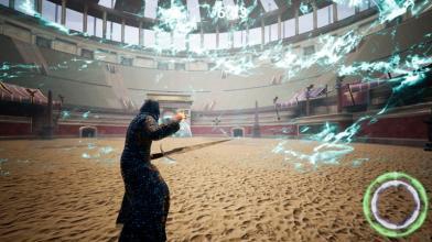 Два студента работают над впечатляющим фэнтезийным экшеном Arena of Ares про дуэли боевых магов