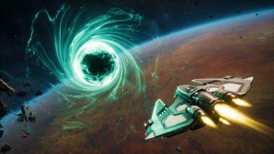 Состоялся релиз дополнения Encounters для космического экшена Everspace