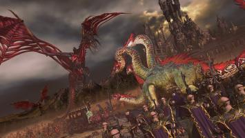 Дополнение Mortal Empires, объединяющее карты Total War: Warhammer и Warhammer 2, уже доступно