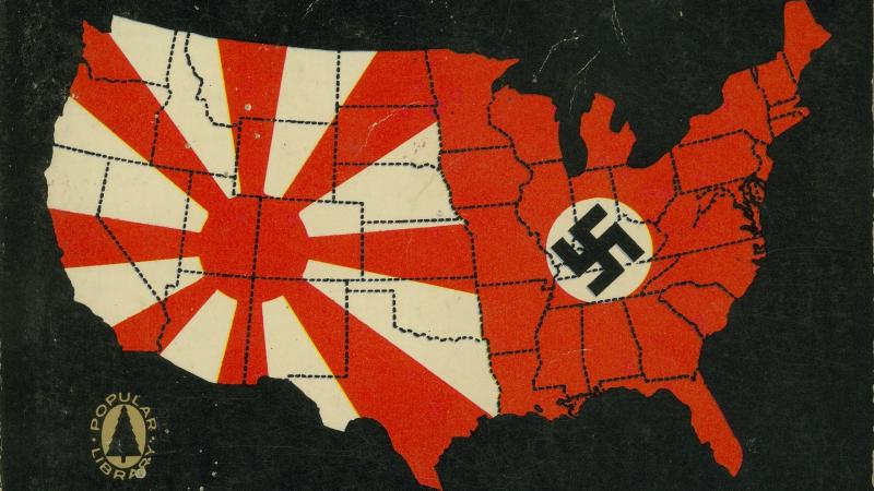 Лунные нацисты и союз Германии и США: подборка произведений в жанре альтернативной истории