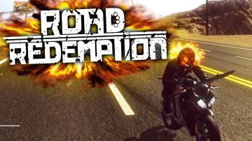 Обзор Road Redemption: пни другого
