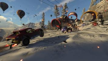 Анонсирована Onrush - новая аркадная гонка от Codemasters