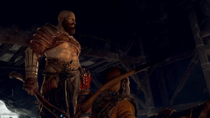 Новый трейлер God of War с Paris Games Week