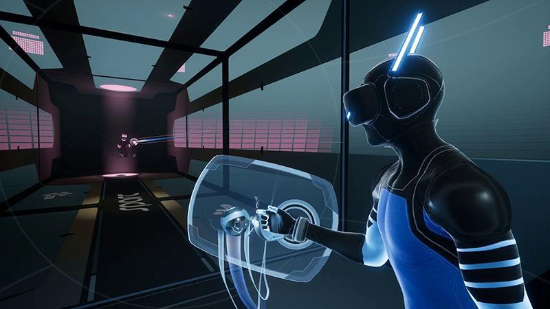 """Через две недели на PC выходит виртуальная спортивная игра Sparc в духе """"Трон: Наследие"""""""