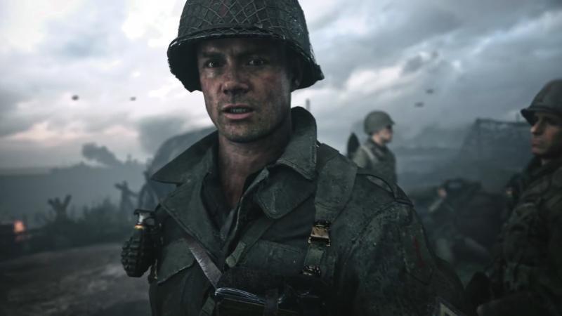 Стрим Call of Duty: WWII от PlayGround.ru