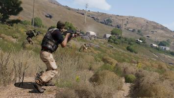 В конце ноября для Arma 3 выходит дополнение Tac-Ops с новыми миссиями