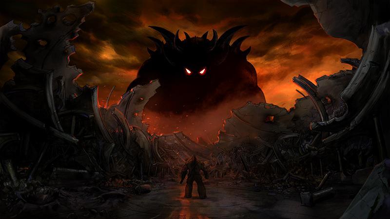 Анонсирован олдскульный экшен Hellbound в духе оригинальных Doom, Quake и Duke Nukem 3D