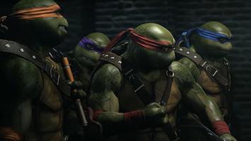Список персонажей Injustice 2 пополнили... Черепашки-ниндзя