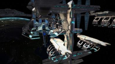 В начале декабря в Steam выходит космическая стратегия Space Wars: Interstellar Empires