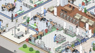 Анонсирован строительный симулятор Project Hospital, посвященный постройке и управлению больницей