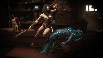 Injustice 2 уже доступна на PC