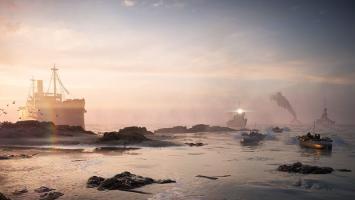 Дополнение Turning Tides для Battlefield 1 выходит в первой половине декабря
