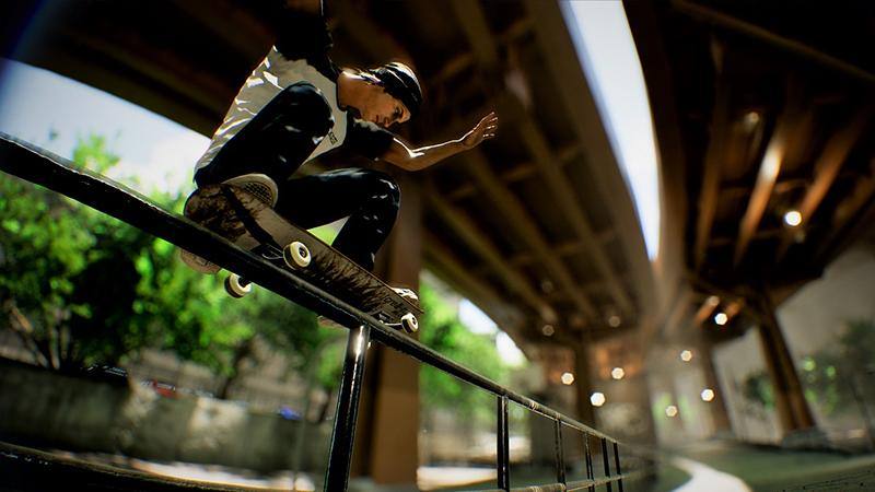 Началась кампания симулятора скейтбординга Session на Kickstarter