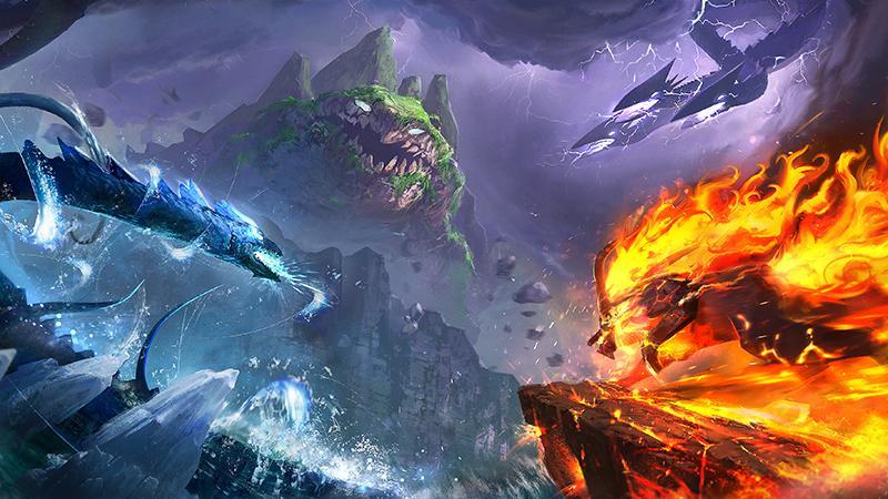 В разработке находится новая фэнтезийная RTS Ascendancy