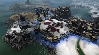 Анонсирована пошаговая стратегия в духе Civilization во вселенной Warhammer 40.000