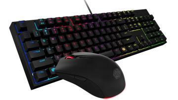 МЕМ-нический гибрид и оптический грызун. Обзор клавиатуры и мыши Cooler Master Masterkeys Lite L RGB