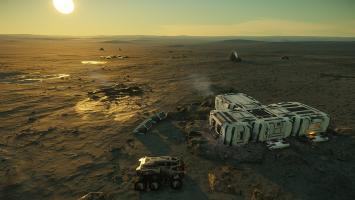 Колонизировать планеты в Star Citizen придется за реальные деньги