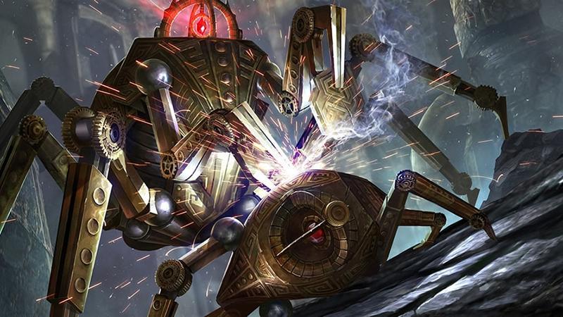 Состоялся релиз дополнения Return to Clockwork City для The Elder Scrolls: Legends
