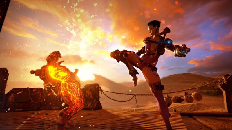 Дополнительная кампания Wardog Fury для Raiders of the Broken Planet уже доступна