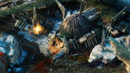 Геймплейный ролик живописной постапокалиптической адвенчуры Beautiful Desolation