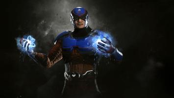 Боевые приемы Атома в геймплейном трейлере Injustice 2