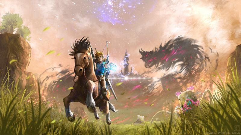 Игрой года по версии The Game Awards 2017 стала The Legend of Zelda: Breath of the Wild