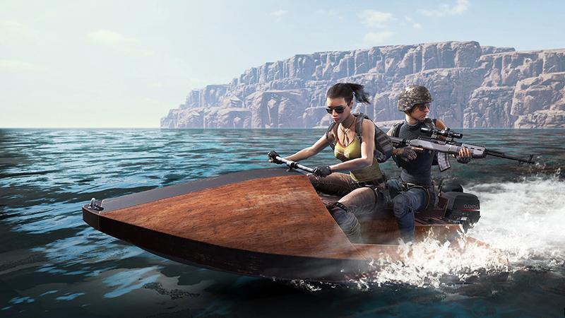 На тестовые серверы PlayerUnknown's Battlegrounds вернулся остров Эрангель