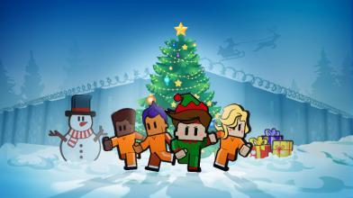 Для The Escapists 2 вышло бесплатное новогоднее дополнение