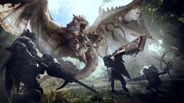 Превью Monster Hunter: World. Симулятор азиатского ведьмака