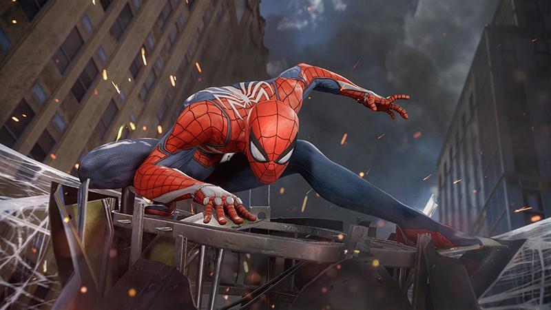 Директор Rise of the Tomb Raider присоединился к Insomniac Games для работы над Spider-Man