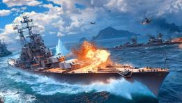 Полноценный релиз World of Warships Blitz состоится в январе