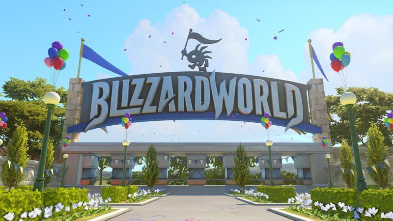 Blizzard уже тестирует нового героя Overwatch