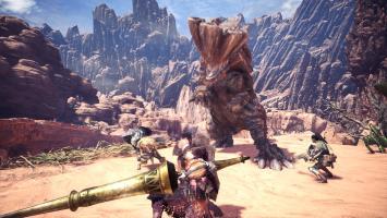 Релиз Monster Hunter: World на PC опоздает за консольным более чем на полгода