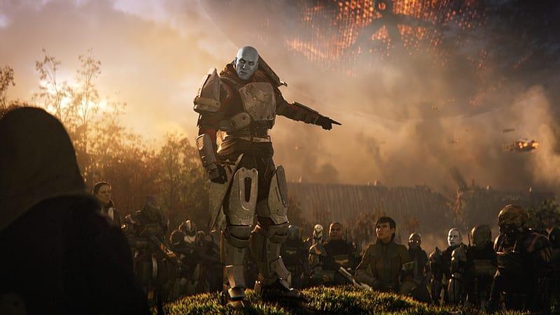 Разработка Destiny 2 была полностью перезагружена за 16 месяцев до релиза