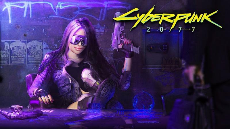 Официальный Twitter-аккаунт Cyberpunk 2077 ожил спустя четыре года бездействия